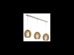 Lampa suspendata Cossano,3x40w,E14,artar