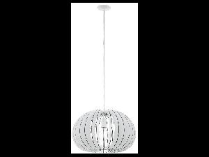 Lampa suspendata Cossano,1x60w,E27,D450,alb