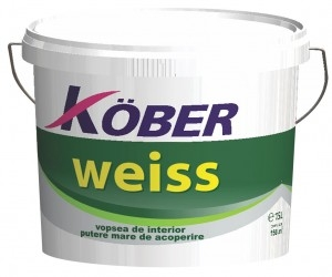VOPSEA LAVABILA INTERIOR WEISS 8.5L
