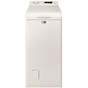 Masina de spalat rufe cu incarcare verticala Electrolux EWT1264ILW, 6 kg, 1200 RPM, Clasa A+++, LCD, Alb