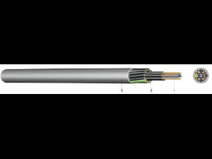CABLU DE COMANDA H05VV5-F 5 G 0.75 MM- SCHRACK