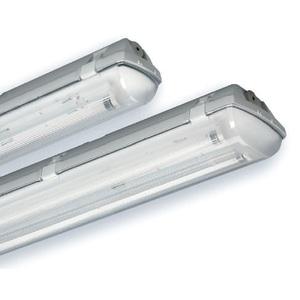 Corp de iluminat industrial 1x58W IP65 Ancona