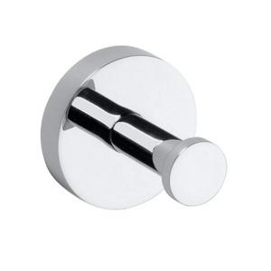 Cuier simplu Omega 55x55x55 mm, crom
