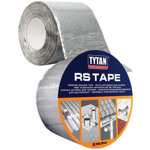 Banda bituminoasa aluminiu pentru acoperis Tytan 7.5cmx10m