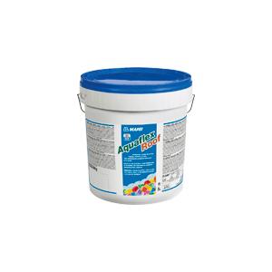 Membrana lichida pentru acoperis Mapei Aquaflex Roof alb 20kg/buc