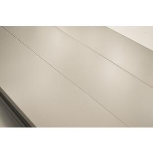 Tavan suspendat metalic tip lamele T150 otel 0.5 alb