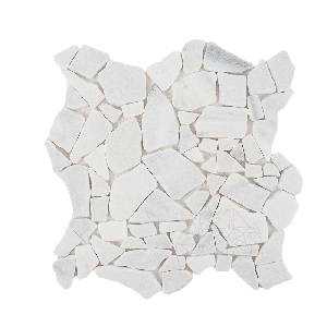 Mozaic Marmura Kavala Crazy Paving Antichizat