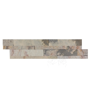 Panel Ardezie Flexibila SKIN - Indian Autumn 60 x 15 cm (3M pe spate)