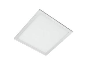 LED PANEL 24W 4000K-4300K 295X295mm CADRU ALB IP44