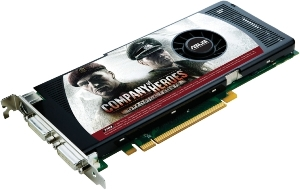 ASUS - Placa Video GeForce 8800 GT (OC + 10%)