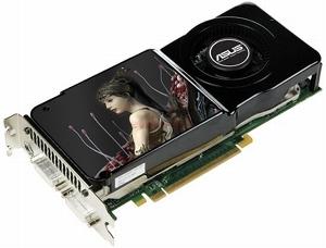 ASUS - Placa Video GeForce 8800 GTS 512MB