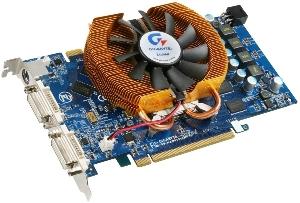 GIGABYTE - Placa Video GeForce 8800 GT (Zalman VF830) (OC + 11.11%)
