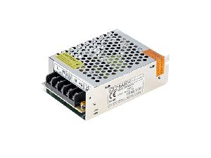 TRANSFORMATOR PENTRU BANDA LED SETDC150 150W 230AC/12VDC IP20