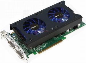 TwinTech - Placa Video GeForce GTS 250 XT OC 1GB HDMI (nativ) (OC + 1.95%)