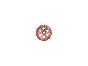 Disc oala placat cu carburi metalice pentru polizorul unghiular Bosch 180 Grosier