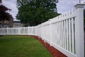 Gard tip traditional, model Virginia