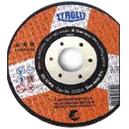 DISC DE DEBITAT ALUMINIU TYROLIT PREMIUM 125x1,6