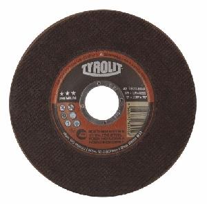 Disc abraziv de debitat INOX Tyrolit Premium 115x0,75x22,23