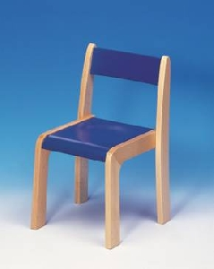 Scaun gradinita din lemn