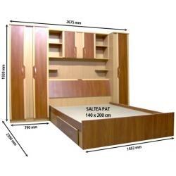 Dormitor Pont Comoda 800 mm