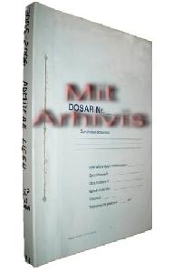 Dosare arhivare documente