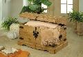 Cufar - lada de zestre COD 1518 lemn masiv