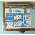 Sisteme usi glisante pentru mobilier  pentru dressinguri