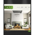 Pagina web mobila interior