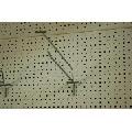 Agatatori metalice pentru spatare perforate