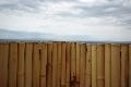 Gard de bambus,