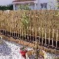 Bariere din bambus,