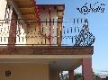 Balustrada balcon fier forjat Cod BA0095/2