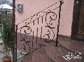 Balustrada artistica fier forjat Cod BA0101