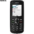 Telefon mobil Nokia C1-02 Black
