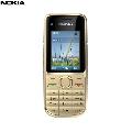 Telefon mobil Nokia C2-01 Silver