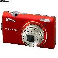 Camera foto Nikon Coolpix S5100 Red  12.2 MP