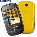 Telefon mobil Samsung S3650 Corby Yellow