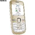 Telefon mobil Nokia C3 Golden White