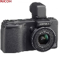 Camera foto Ricoh GX200 VF Kit 12 MP Black