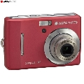Camera foto Agfa Compact-102 12 MP Red