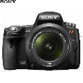 Camera foto DSLR Sony A33 14.2 MP Black