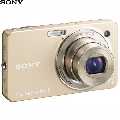 Camera foto Sony Cyber-Shot WX1 10.2 MP Gold