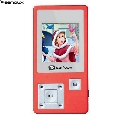 MP4 Player Serioux S51 4 GB Pink