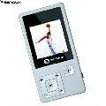 MP4 Player Serioux S51 4 GB Silver
