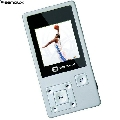 MP4 Player Serioux S51 2 GB Silver