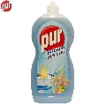 Detergent lichid vase Pur Minerals 500 ml