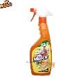 Solutie curatat bucatarie Mr. Muscle Lemon pulverizator 500 ml