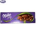Ciocolata cu alune Milka 250 gr