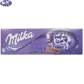 Ciocolata cu lapte Milka 250 gr