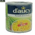 Porumb dulce D`Aucy 340 gr
